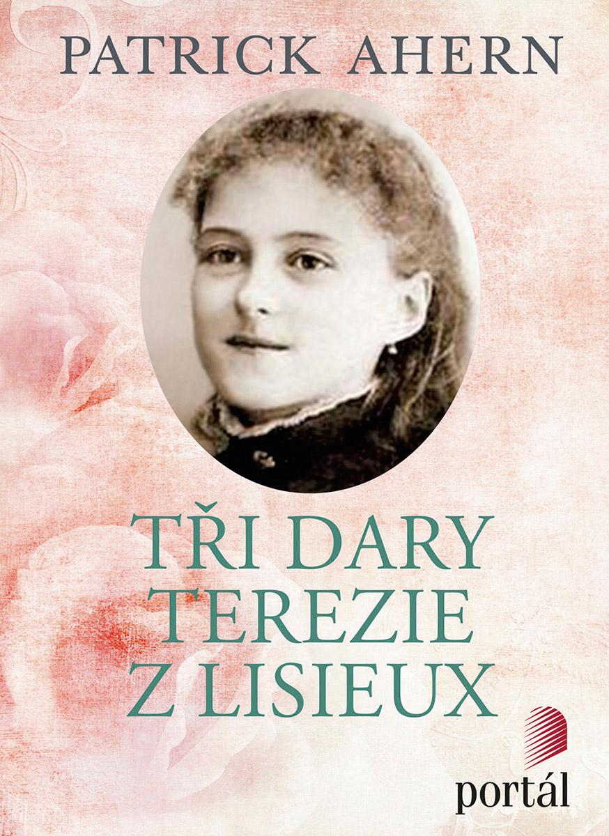 Tři dary Terezie z Lisieux - obálka knihy
