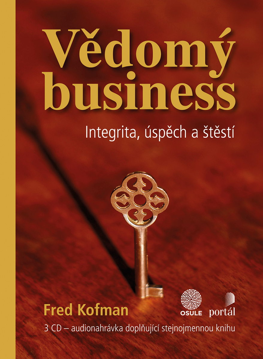 Vědomý business CD3