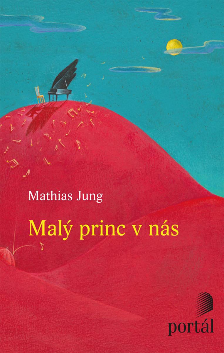 Malý princ v nás - obálka knihy