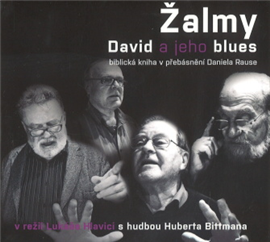 CD Žalmy - David a jeho blues