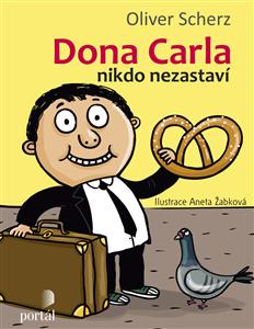 DONA CARLA NIKDO NEZASTAVÍ/PORTÁL