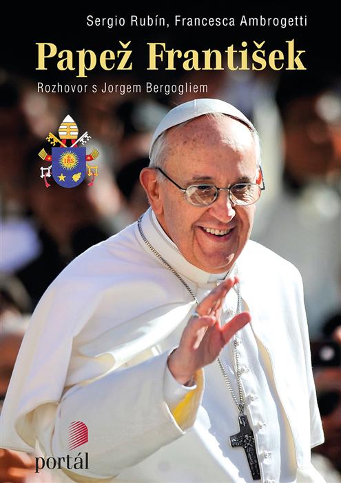 Papež František - obálka knihy