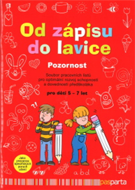 Od zápisu do lavice - Pozornost